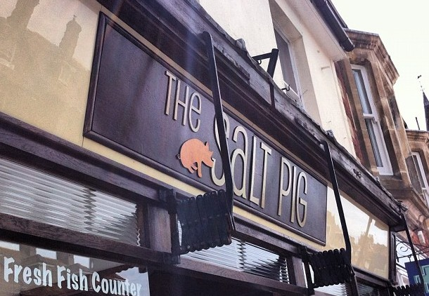 The Salt Pig, Wareham, Dorset