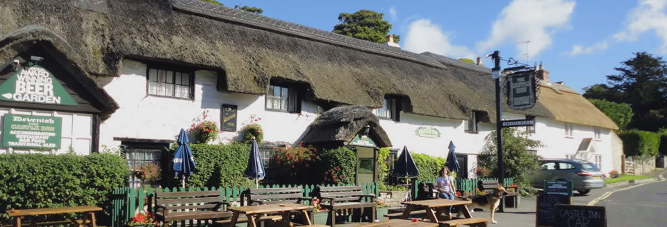Castle Inn, West Lulworth